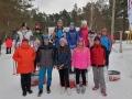 Первенство Свердловской области по лыжным гонкам среди юношей и девушек 2005-2006 г.р.