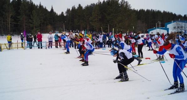 Областные соревнования по лыжным гонкам памяти Н.П.Лобача